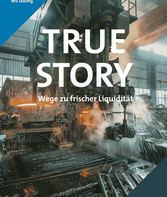 NIV True Story – Wege zu frischer Liquidität