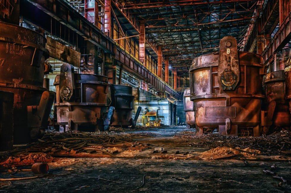Maschinen sind wertvoll für das Unternehmen – Sale Lease Back Finanzierung
